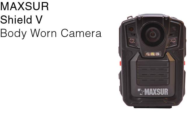 MAXSUR Shield 5 Camera