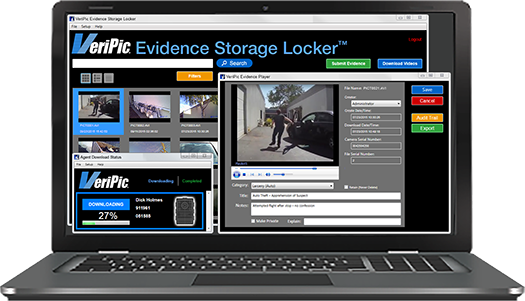 Evidence Storage Locker